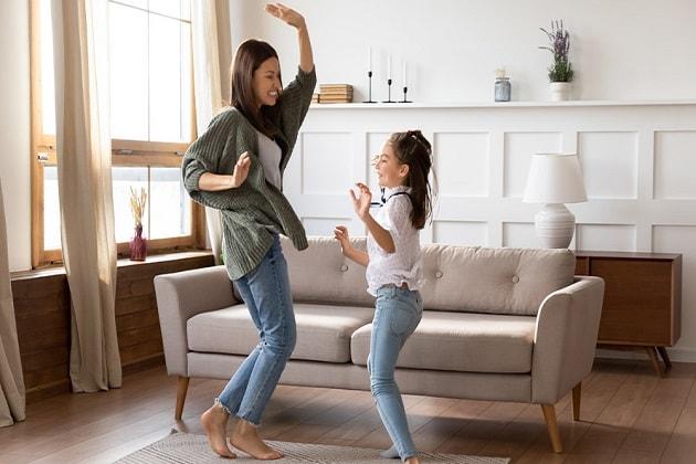 فعال نگه داشتن کودکان در زمان کرونا